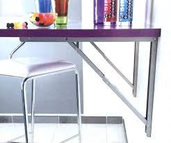 Petite Table De Cuisine Escamotable Amovible Pliante But Rabattable E