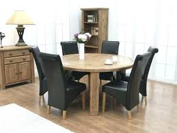 glass dining table dark wood legs aria espresso and round with base chairs 8 kitchen fascinating