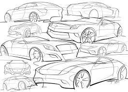 1500x1079 car sketches scottdesigner