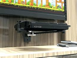wall mounted dvd player player wall mount how to mount a player on the wall  wall