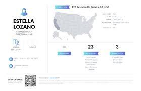 Estella Lozano, (805) 220-8159, 125 Brandon Dr, Goleta, CA   Nuwber