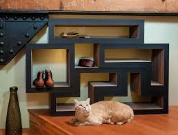 tetris furniture. katris papercut lab tetris furniture cats
