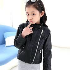 childrens leather jacket kids boy uk