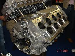 engine porn engineeringporn a picture of a w16 crankcase