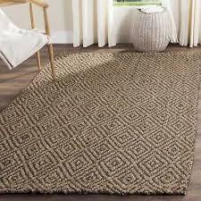 safavieh casual natural fiber hand woven jute rug 2 3 x 15