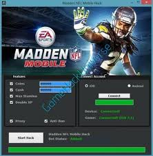Madden NFL Mobile Hack iphone