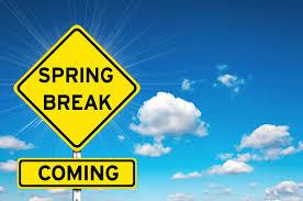 Get ready for break