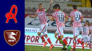 Vicenza vs Salernitana (1-1) Highlights Matchday 4 Season 2020/2021 -  YouTube
