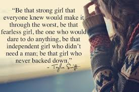 Girls Quotes Inspiration 48 Best Girl Quotes And Sayings