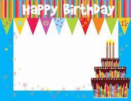 Print Birthday Cards Online Unique Free Birthday Card Printable