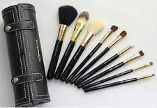 mac make up brush brushes kit set tools