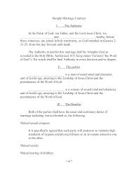 Wedding Contract Wedding Contract Kak24taktk 21