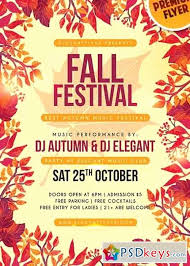 Fall Flyer Fall Flyer Templates Free Onlinedegreebrowse Com