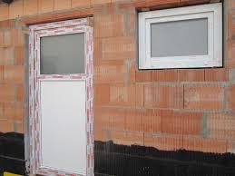Unser Hausbau Garage In Eigenleistung Einbau Von Fenster Und