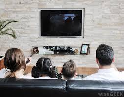 kids watching tv at night. kids watching tv at night