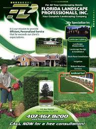 clermont landscaping free estimates
