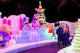 moody gardens atten guest approval records with introduction of ice land