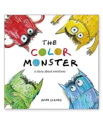 Image result for the color monster