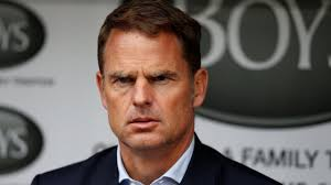 Ik vind frank lammers een fantastisch persoon. Frank De Boer Appointed As A Coach Atlanta United After A Year Without A Club Teller Report