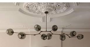 hot 110v 220v modern chandelier light lighting lindsey adelman globe branching bubble chandelier