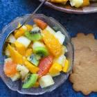 adult fruit salad    alcoholic  martinique    caribbean