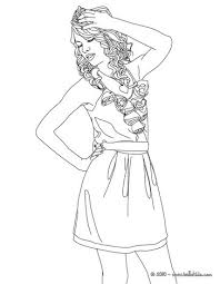 Small Picture Taylor swift Coloring pages Videos for kids Free Online Games