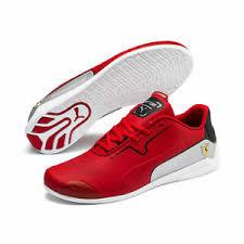 Puma ferrari sneakers for men. Puma Ferrari Drift Products For Sale Ebay