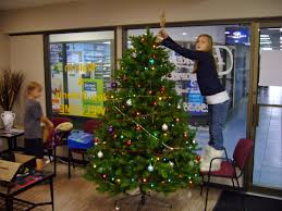 the office ornaments. The Office Christmas Ornaments. Jake And Lena Solbakken Put Finishing Touches On Our Ornaments E