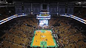 td garden interior view from behind the net