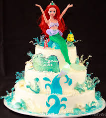 Ariel Cake Decorations Strawberry Surprise Baked In Heaven Page 4