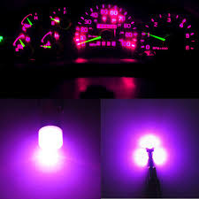 1997 F150 Dash Light Bulbs Amazon Com Wljh Pink Instrument Cluster Panel Lights Gauge