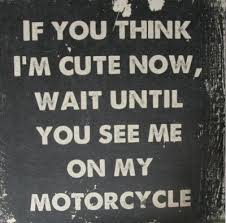 Motorcycle Quotes Mesmerizing Let's Have A Joy Ride With These Funny Motorcycle Quotes EnkiQuotes