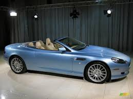 2007 Islay Blue Aston Martin DB9 Volante #25092269 Photo #3 ...