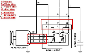 wiring diagram alternator wiring diagram nissan 1 wire alternator conversion diagram wiring