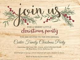 Online Invitation Templates A Free Christmas Powerpoint