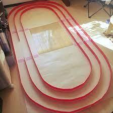 ミニ 四 駆 コース 自作