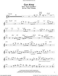 Tenor Sax Chart Getz Con Alma Sheet Music For Tenor Saxophone Solo Transcription