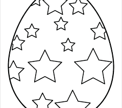 Pretty Coloring Pages Easter Egg Y4750 Awesome Easter Egg Coloring