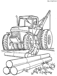 Small Picture Construction Machinery Free Construction Coloring Pages