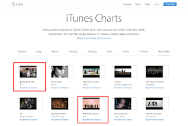 Itunes 100 Chart Us Bts Sets The U S Itunes Music Videos Chart On Fire