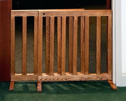 wooden dog gate with door made wooden wide indoor dog gate dog indoor dog pet wooden dog gate