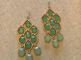 stella dot chandelier earrings on poshmark