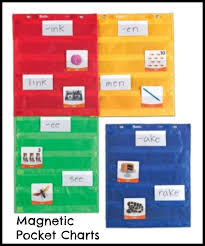 Pocket Chart Pictures Make Take Teach