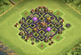 Base 7 The Best Th7 War Base Trophy Base Layouts 2019 Review