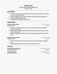 Home Health Care Job Description For Resume 53 Cute Ideas Of Caregiver Job Description For Resume Best