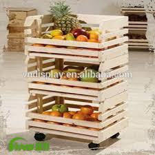 Wooden Fruit Display Stands Delectable Fruit Vegetable Display RackSupermarket Fruit Vegetables Stand Rack
