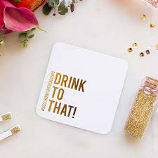 Wedding Coasters Custom Coasters Save The Date Wedding Coaster Favors For Your