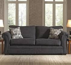 simmons queen sleeper sofa. simmons upholstery 2256 transitional stationary sleeper sofa - item number: 2256-sleeper-venturaocean queen