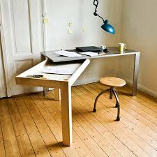 contemporary office creative unfolding desk for contemporary home office design 10 glubdub