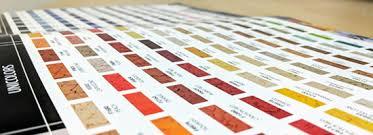 Garage Guard Color Chart Flake Polymer Colorflakestm Torginol Inc